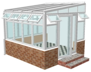 Sapphire Glass And Glazing Lean To Conservatories