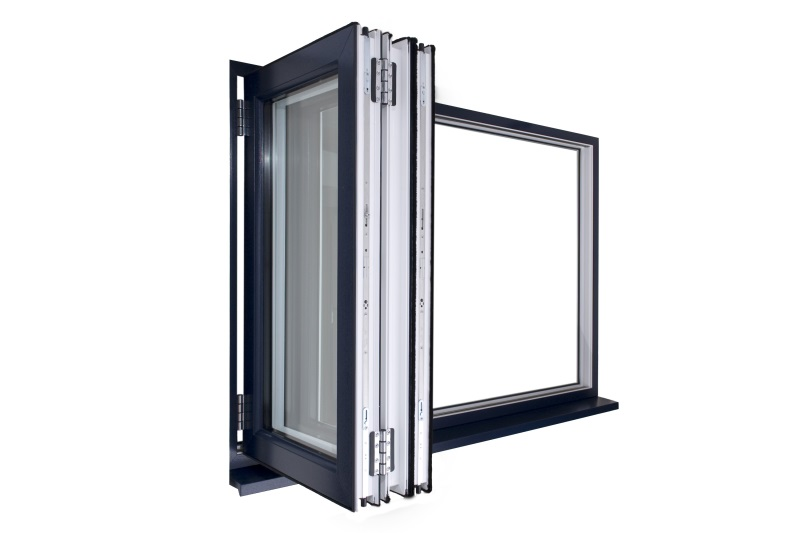 Sapphire glass and glazing index